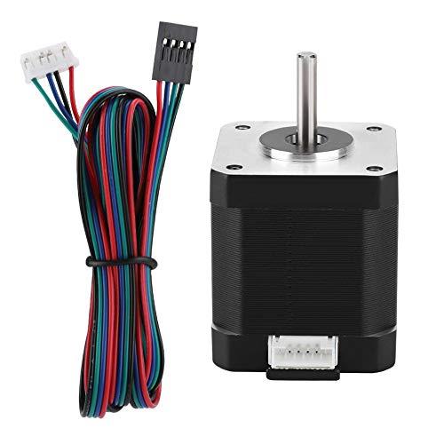 Accesorios para impresoras 3D de motor paso a paso DC 3V Motor paso a paso con cable de motor AC600V/1MA/IS