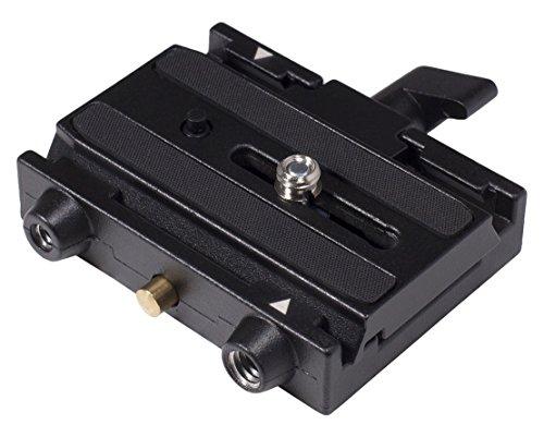Manfrotto Schnellwechseleinrichtung 577 (mit 501PL Kameraplatte)