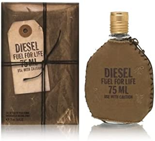 Diesel Diesel Fuel For Life Pour Homme for Men 2.6 oz EDT Spray
