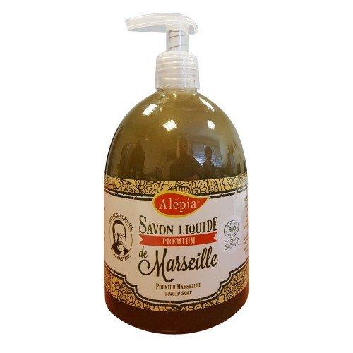 Alepia Savon de Marseille Liquide Premium Bio