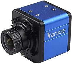 Vanxse CCTV HD 960h 1000TVL 2.8mm Wide Angle Mini Bullet Box Camera Surveillance Security Camera