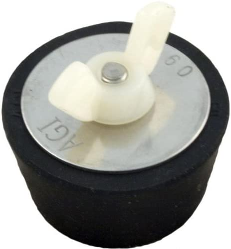 Rubber Winterizing Expansion Plug 1.25 Fitting 1.5 Pipe Plug Size 9