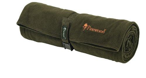 Pinewood Fleecedecke Comfy, Green, One size, 9108-114