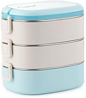 WCHCJ Separable Heating Thermal Insulation Lunch Box Double Voltage Electric Food Warmer Box