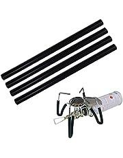 GENNKI SOTO ST-310 遮熱板 テーブル 折り畳み シングルバーナー用 テーブル アルミ アシスト遮熱テーブル 1台多役 コンパクト 軽量 ソロキャンプ 専用収納袋付き