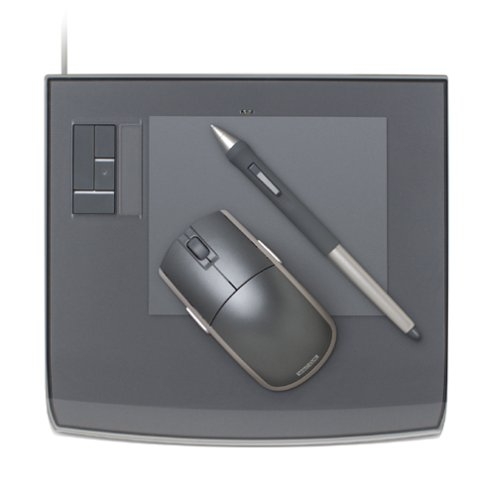 Wacom Intuos3 4x5 Pen Tablet, PTZ430