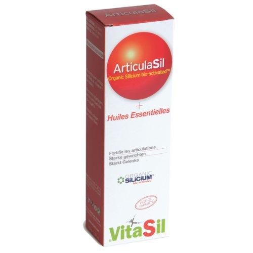 Vitasil 7920005968 Articulasi Silicium Organique Gel Articulations aux Huiles Essentielles
