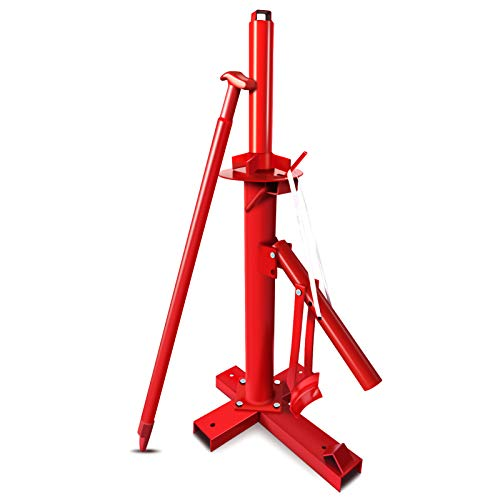 Manual Tyre Changer, Portable Car Tyre Changer, Automotive Tyre Wheel Changer Changing Tool,...
