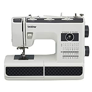 SYS Score: 9.3 Brother Sewing Machine, ST371HD, Strong and Tough Sewing Machine, 37 Built-In Stitches, Heavyweight Needles, 6 Quick-Change Sewing Feet