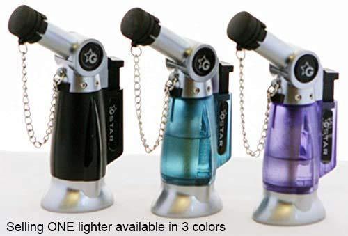 GStar® TorchZilla Series Yin /& Yang Windproof Jet Flames Butane Torch Lighter