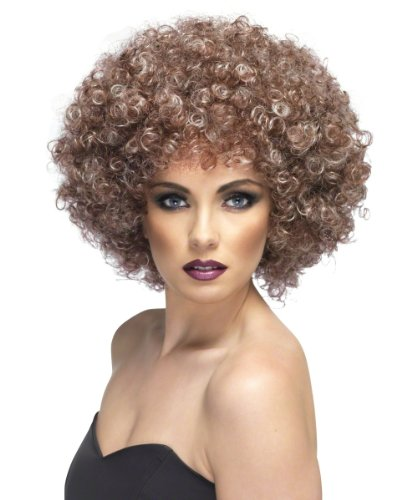 SMIFFYS Afro Wig