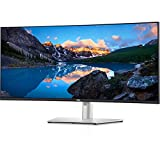 Dell UltraSharp U3821DW 37.5' Curved Screen LCD Monitor - 38' Class - USB Hub