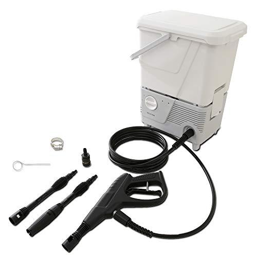 アイリスオーヤマ タンク式高圧洗浄機 ホワイト SBT-412N(568833) アイリスオーヤマ (送料無料)