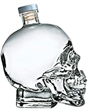 Vodka crystal head (con caja de regalo), 700 ml