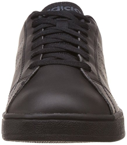 adidas Advantage Clean Vs, Zapatillas para Hombre, Negro (Core Black/lead), 38 EU
