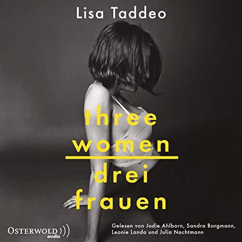 Three Women - Drei Frauen audiobook cover art