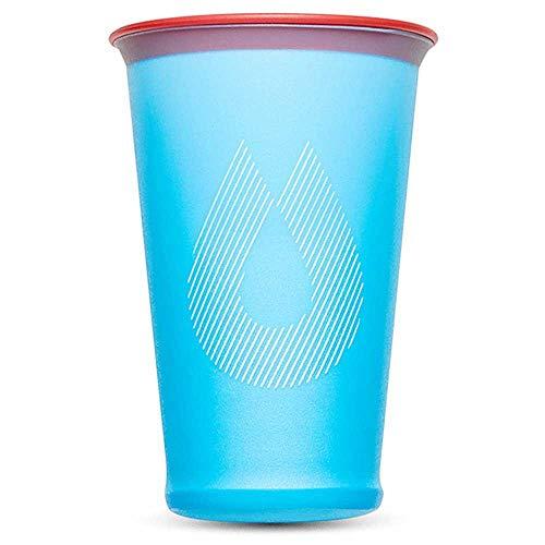 HYDRAPAK Speed Cup-2 Pack Vaso Acampada y Senderismo, Adultos Unisex, Multicolor, Talla Única
