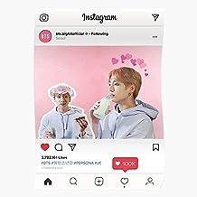 Maknae Bangtan Bts Kookie Persona Jk Instagram Jungkook El póster de decoración de interiores más impresionante y elegante disponible en tendencia ahora