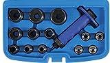 BGS 566 | Juego de sacabocados | 5 - 35 mm | 14 piezas