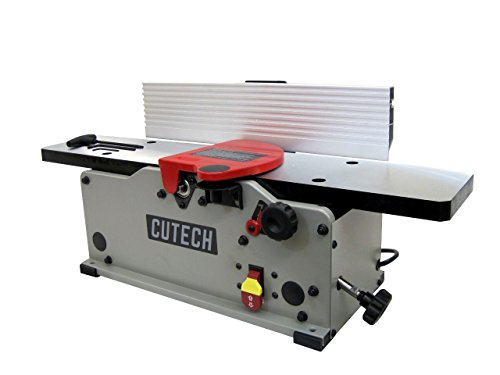 Cutech 40160H-CT 6' Bench Top Spiral Cutterhead Jointer