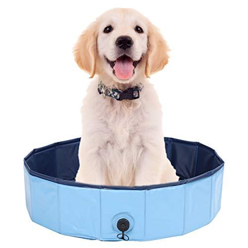 Velaurs Piscina de Ducha para Mascotas, bañera para Mascotas, Accesorio para Mascotas...