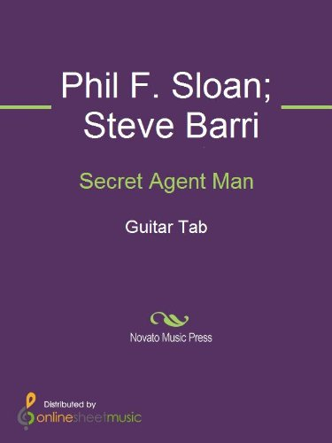 Secret Agent Man (English Edition)