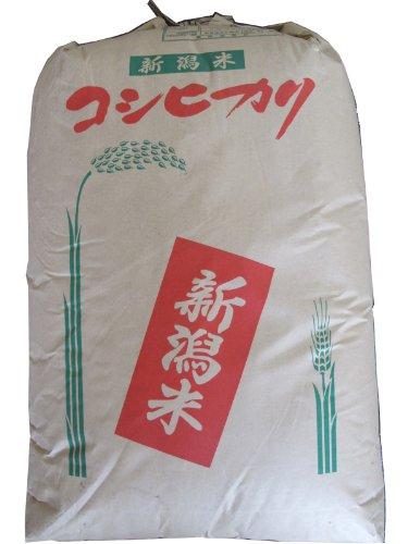【玄米】特選 新潟県産コシヒカリ30kg 令和2年産 新米