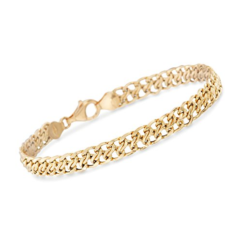 14k italian bracelets for women - 9