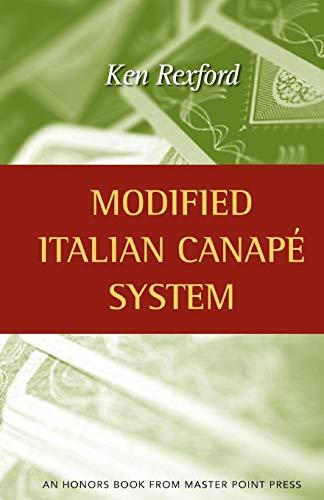 Modified Italian Canape System