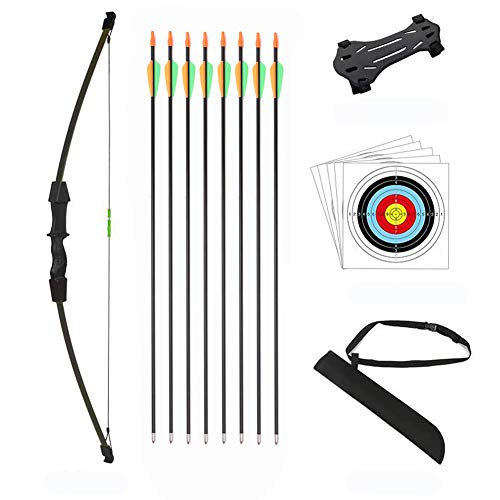 dostyle Outdoor Youth Recurve Bow and Arrow Set Children...