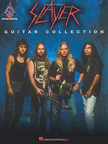 Slayer Guitar Collection Gtr (Guitar Recorded Versions)