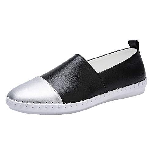 Buy Discount Goddessvan Womens Slip On Flat Espadrille Cap Toe Summer Walking Flats Canvas Casual Sn...