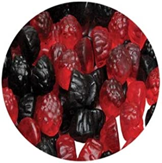 Trolli BlackBerry and Raspberry Gummi Candy, 2 kg