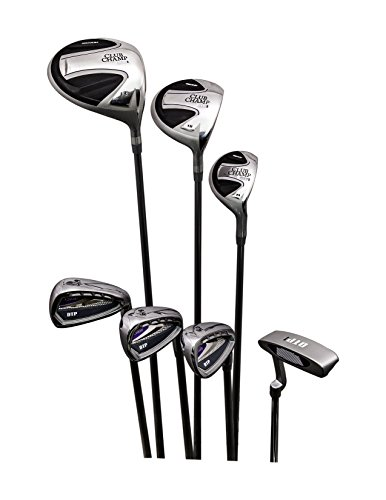 Club Champ Ladies 11-Piece Complete DTP (Designed to Play) Golf Club Set, Right Hand