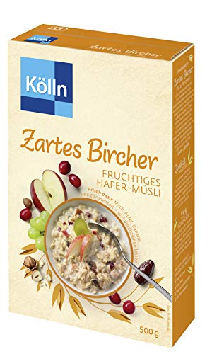 Kölln Müsli Bircher Frucht, 7er Pack (7 x 500g)