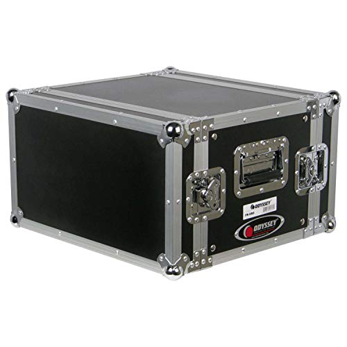Odyssey Frer6 6 Space Effects Rack Case