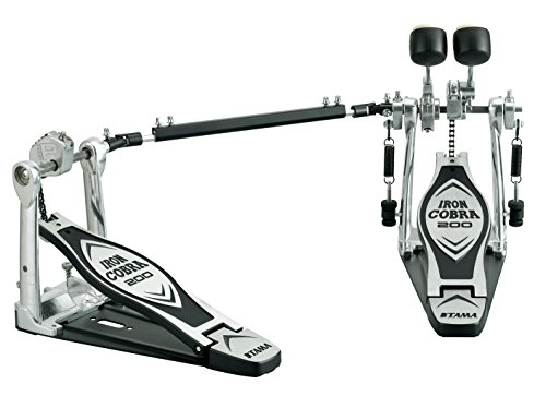 10. Double Bass Drum Pedal