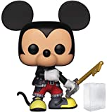 Funko Pop! Disney: Kingdom Hearts 3 - Mickey Mouse Vinyl Figure (Includes Pop Box Protector Case)