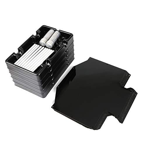 6pcs Filament Tampon + 5pcs Les porteurs Filament Spool