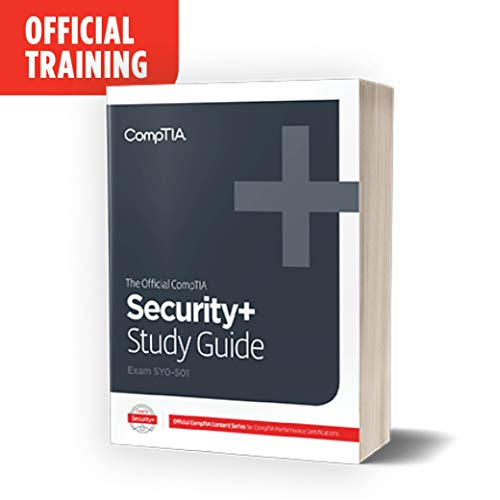 Compare Textbook Prices for The Official CompTIA Security+ Certification Study Guide Exam SY0-501  ISBN 9781642741933 by James Pengelly