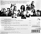 Immagine 1 haydn concertos for harpsichord violin
