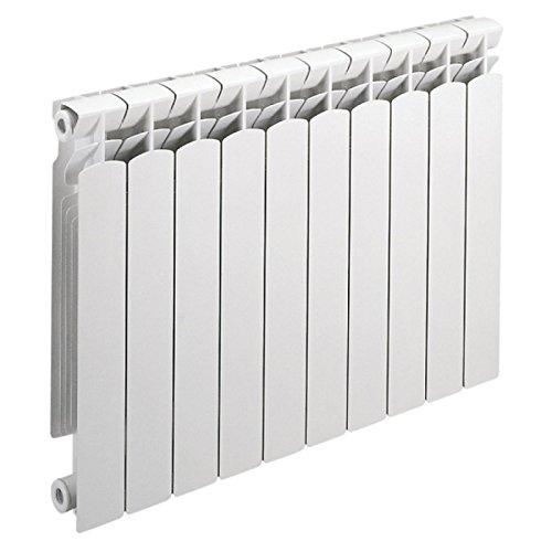 Radiador decorativo de aluminio serie Royal 35 10 elementos potencia 870 W ref. 6007225
