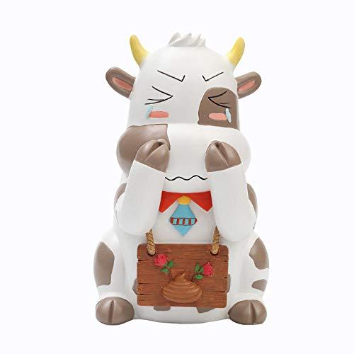 Toilettenbürste Aufbewahrungsbox Home Cartoon Mode Bad Tier Toilettenbürstenhalter Wandbehang Toilettenbürstenhalter