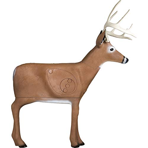 Delta McKenzie Baby Daddy 3D Deer Archery Target, Brown (51540)