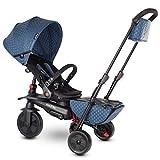 smarTrike 7 7-triciclo plegable para niños, azul, color (5500812) , color/modelo surtido