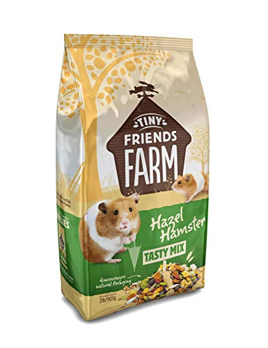 Supreme Tiny Friends Farm Hazel Hamster Tasty Mix 2lbs