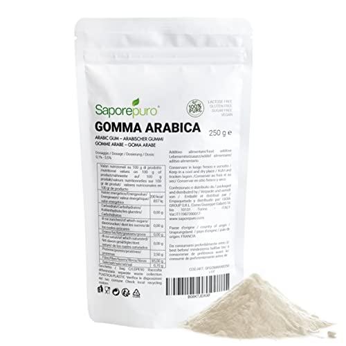 Gomma arabica in polvere 250 GR