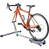 Dbtxwd Plataforma de equitación para Bicicletas, Rodillos de Resistencia hidráulica, Carretera, Bicicleta de montaña, Potencia de Resistencia magnética, Plataforma de Entrenamiento Mudo