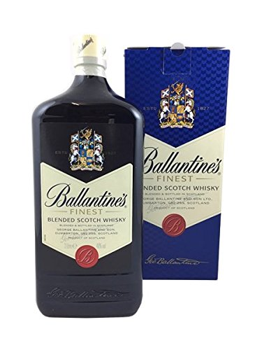 Ballantine's Finest Blended Scotch Whisky 40% 3l Whiskey Flasche