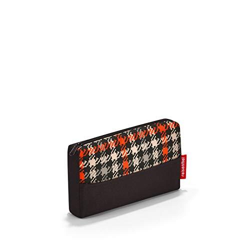 Reisenthel Pocketcase Kulturtasche, 18 cm, 0.5 Liter, Glencheck Red
